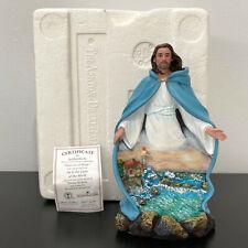 Ashton Drake Thomas Kinkade Jesus Beacon of Hope He Is The Light Of The World