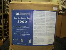 XL Brands Grid Set Green Glue 2000 4 Gallons New