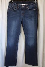 Womens Lucky Brand Sz 6/26 Blue Jeans WMNS Dungarees by Gene Montesano