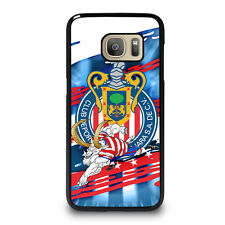 CHIVAS DE GUADALAJARA Samsung Galaxy S4 S5 S6 S7 Edge S8 Plus Note Phone Case