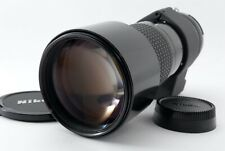 NEAR MINT NIKON Ai-s AiS NIKKOR 300mm F/4.5 ED Telephoto Lens From Japan