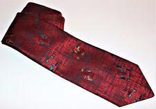 Herren Krawatte - rot - Jacques Ploenes
