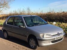 1999/S Peugeot 106 1.5D Zest 3 3Door Hatchback Diesel Manual *CHEAP RUN-A-BOUT*