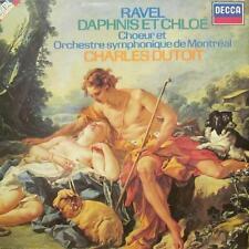 Ravel(Vinyl LP)Daphnis Et Chloe-Decca-SXDL 7526-Netherlands-Ex-/NM