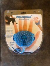 Aquapaw Pet Bathing Tool Combo Sprayer/Scrubber w/ 8' Hose, New Sealed Pkg