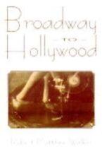 Very Good, Broadway to Hollywood, Matthew-Walker, Robert, Book