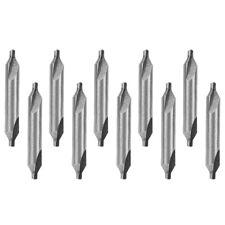 Newest Titanium Coated Center Drill Set Positioning 6PCS Lathe Mill Practical+US