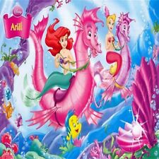 LITTLE MERMAID MOSAIC DIAMOND PAINTING PAINT BY NUMBERS KIT 5D CROSS STITCH