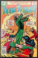 TEEN TITANS #46 1977 FN 1ST JOKER'S DAUGHTER LATER [HARLEQUIN]THE FIDDLER