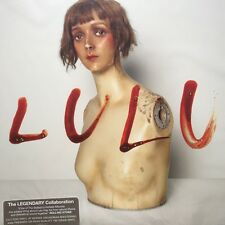 Lulu by Lou Reed/Metallica(HQ-180g Vinyl 2LP), 2011 Warner Bros.)