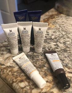 Kiehl's 7 Piece Sample Size Skincare Bundle NEW