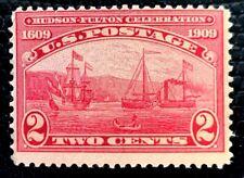 1909 US Stamp SC#372 2c Hudson-Fulton VF