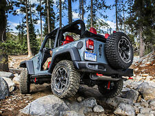 """24/"""" x 16/"""" Poster 2014 Jeep Wrangler Level Red 4x4"""