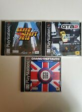 Grand Theft Auto - 3 Pack (Sony PlayStation 1)