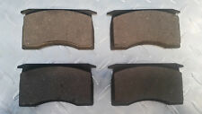 Trailer brake pads x 4, Disc brake pads, trailer, Trailer parts, trailer brakes