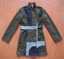 DESIGUAL Women's Cotton Coat Size S