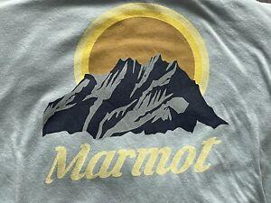 Marmot Mens Long-Sleeve Tee XL EUC