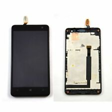 For Nokia Lumia 625 LCD Display Touch Screen Digitizer Assembly + Frame +tools