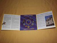VINTAGE EURO COUNTDOWN EUROPE'S FINAL NATIONAL SOUVENIR