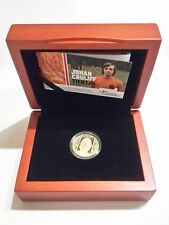 Johan Cruijff 10 Euro Gold Coin Limited !!!