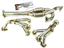 OBX Racing Sports SS Exhaust Manifold Headers for 04-08 Nissan Maxima 3.5L V6