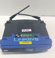 LINKSYS WIRELESS-G ACCESS POINT WITH SES   WAP54G
