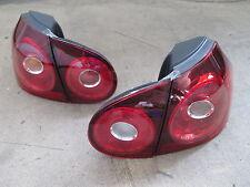 Rückleuchten VW Golf 5 R32 Edition 35 Pirelli Heckleuchten Original kirschrot