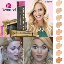 Dermacol Make Up Cover Film Studio Legendary Concealer Face Foundation Palette