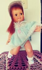 """Vintage 1972 Ideal Toy 24"""" Crissy Baby Grow Hair Doll"""