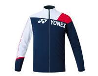 Yonex Men's Woven Jacket Badminton Apparel Racquet Racket Navy NWT 211WU001M