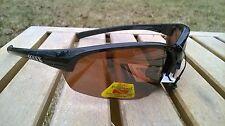 Maxx HD Sunglasses Domain HDP black golf driving fishing polarized brown lens A1
