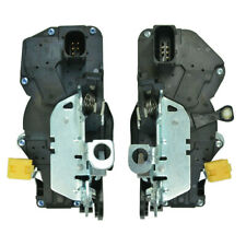 Door Lock Actuator Motor Front Left & Right for GMC Sierra Chevy Silverado 1500