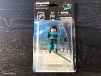 PLAYMOBIL NHL San Jose Sharks Player