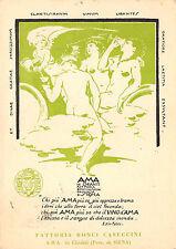 C2128) VINO CHIANTI AMA (GAIOLE IN CHIANTI SIENA) FATTORIA BONCI CASUCCINI. VG.