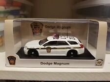 1:43 First Response Replicas FRR Pennsylvania State Police Dodge Magnum