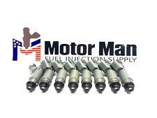 Motor Man - 4.7L Flow Matched Fuel Injector Set Upgrade 12 Hole Plug n' Play