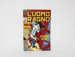 L'UOMO RAGNO EDIZIONE CORNO N° 77  [EB-077]