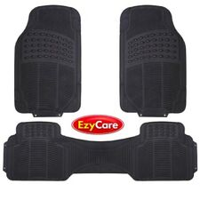CHRYSLER JEEP WRANGLER (97-07) HEAVY DUTY 3 PIECE RUBBER FLOOR MAT