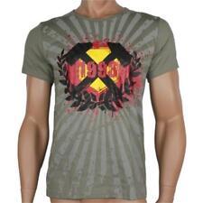 Bruno Banani Rundhals T-Shirt Phönix Oliv Grün 2203-9920 NEU S M L XXL