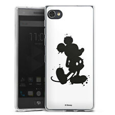 Blackberry Motion Silikon Hülle Case Handyhülle - Mickey Mouse - Splash