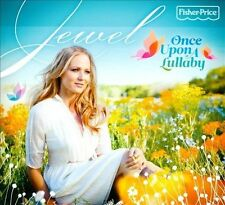Once Upon a Lullaby -  JEWEL cd 2011 2-Disc Baby Music Fisher Price Free Shippin