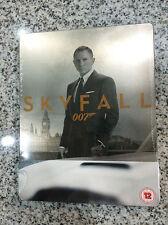 Skyfall Blu-ray Steelbook | UK exclusive | NEW OOP | James Bond 007