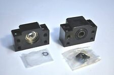 PAIR OF BK10/BF10  BALLSCREW END SUPPORT CNC End Support Bearings