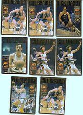 (17)  1994 ACTION PACKED BASKETBALL CARDS, MARAVICH, WALTON, BRADLEY, PETTIT