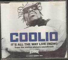 COOLIO 2 track NEW CD SINGLE It's All The Way Live (now) Sumpin' New TIMBER MIX