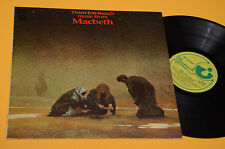 THIRD EAR BAND'S LP MUSIC FROM MACBETH TOP PROG 1°ST UK 1972 EX TEXTURED COVER
