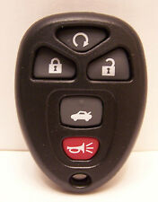 *BRAND NEW* GM 5 Button Remote Keyless Entry Fob Auto Start Case And Button Pad