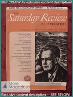 SATURDAY REVIEW September 23 1944 PHILIP WYLIE ERNEST HEMINGWAY +++