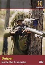 Sniper Inside The Crosshairs 0733961242126 DVD Region 1