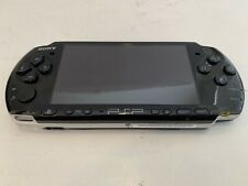 Sony PSP 3000 Black  with AC Adapter  ***SHIP FROM U.S.A.***